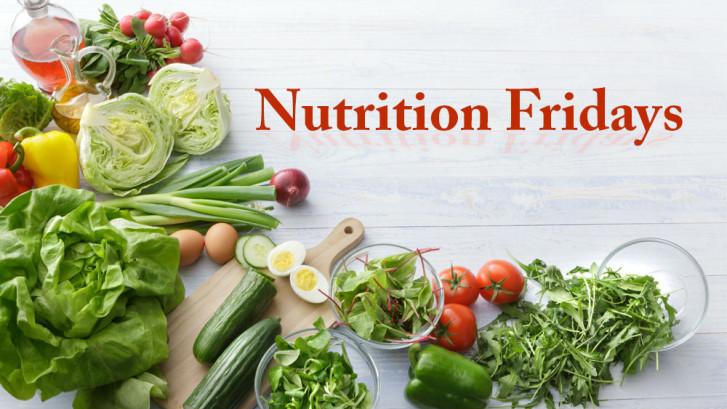 nutrition diet food