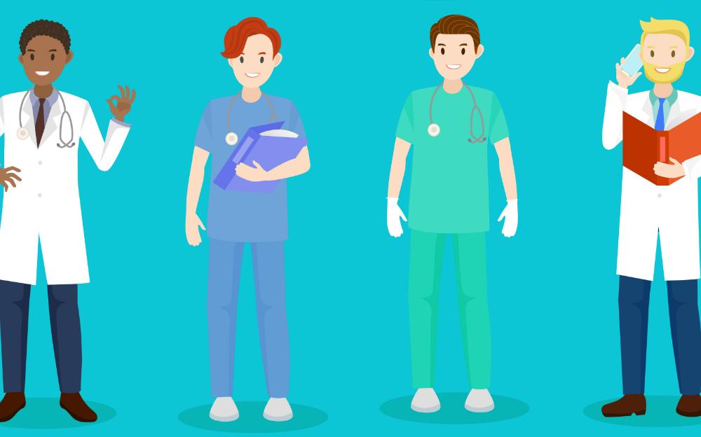 medical assistants nurse doctor
