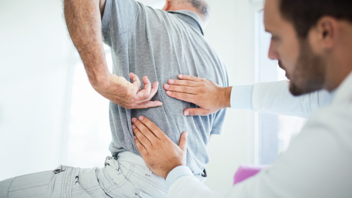 Three Signs of Danger in Back Pain