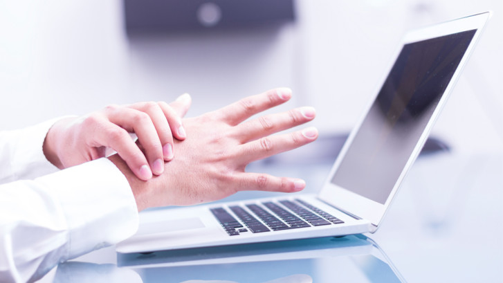 Typing and Arthritis