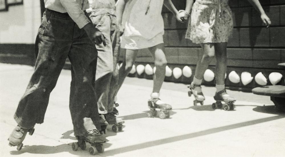 classic roller skating