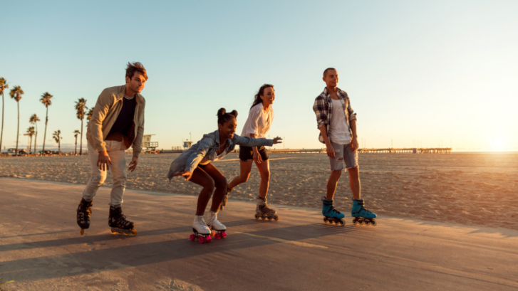 Healthpointe Roller Skates